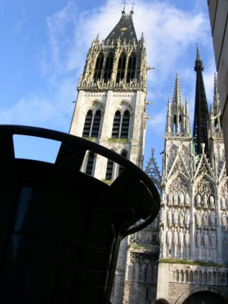 76 - Rouen, Cathedrale